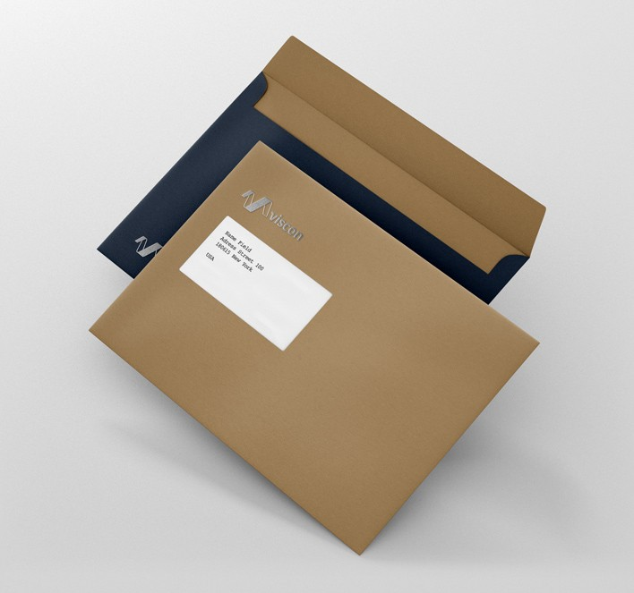 Envelope C5 Mock Up Premium And Free Mockups For Your Awesome Projects By Visconbiz