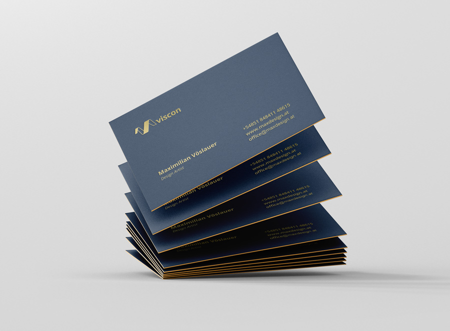 Business Cards Mock-Ups - Premium and Free Mockups for your ...