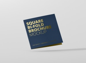 02_square_bifold_brochure_closed_frontview