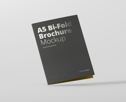 A5_bifold_brochure_mockup_closed_frontview