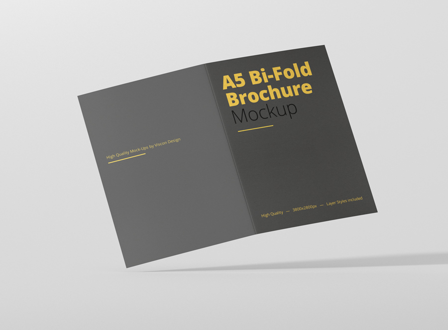 13_A5_bifold_brochure_open_cover_frontview
