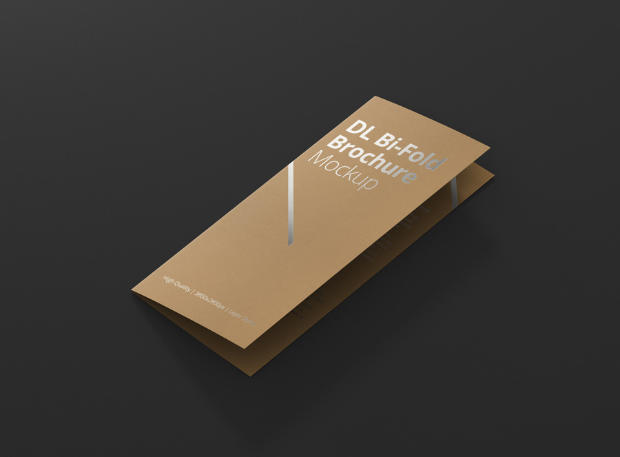 bi fold pamphlet