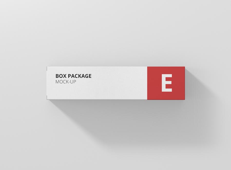 05_long_rectangle_box_mockup_top