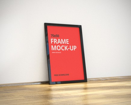 frame mockup