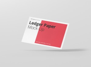 04_ledger_paper_frontview