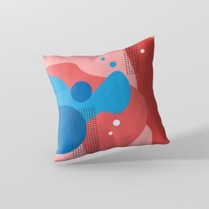 Pillow Mockup Square