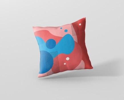 Pillow Mockup Square