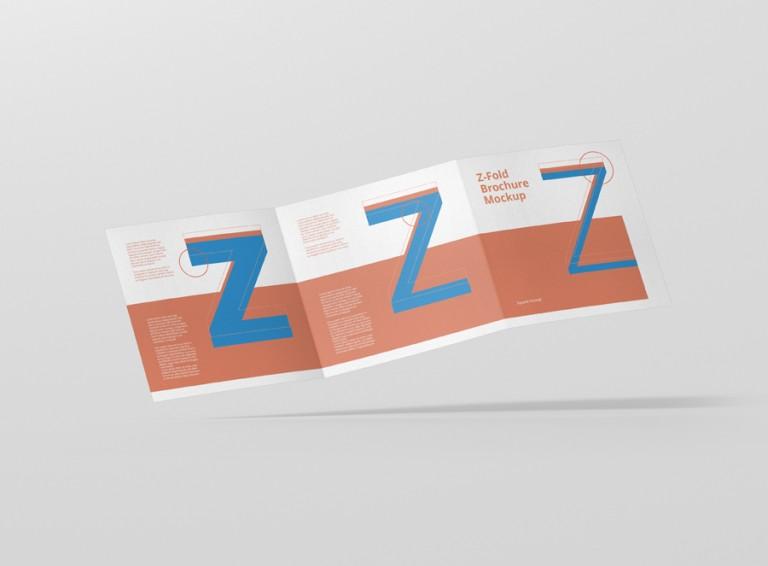 03_z_fold_brochure_mockup_square_frontview_open