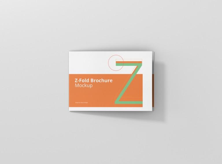 08_z_fold_brochure_mockup_a4_a5_ls_top