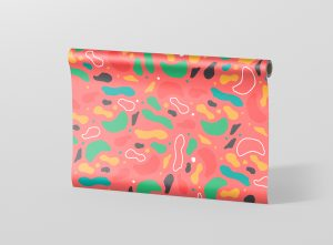 02_gift_wrapping_paper_mockup_frontview