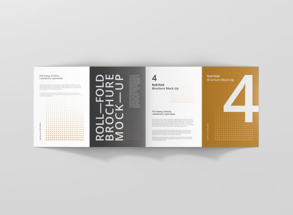 03_4_roll_fold_brochure_mockup_back_open_top