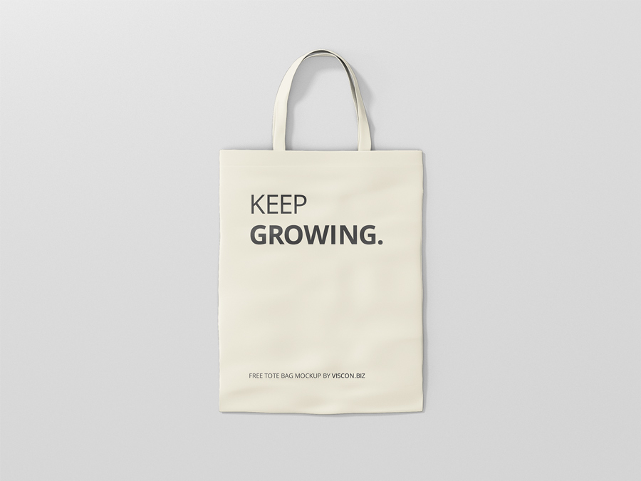 Tote Bag Mockup Free Download