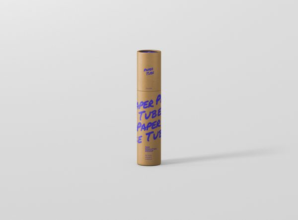 01_paper_tube_mockup_slim_medium_frontview